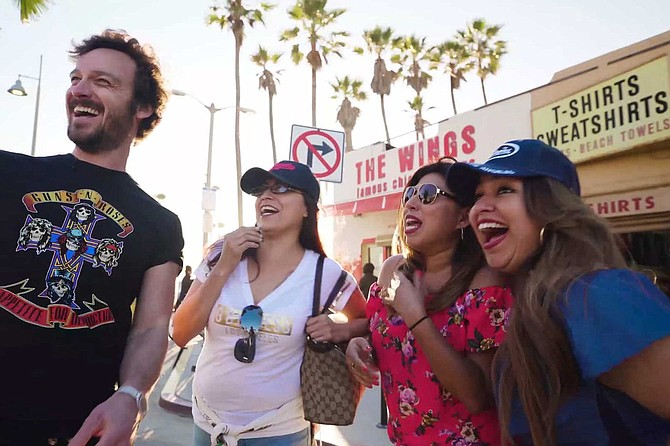 Director Al Bailey asks a trio of Tijuana revelers their thoughts on Tinder hook-ups.