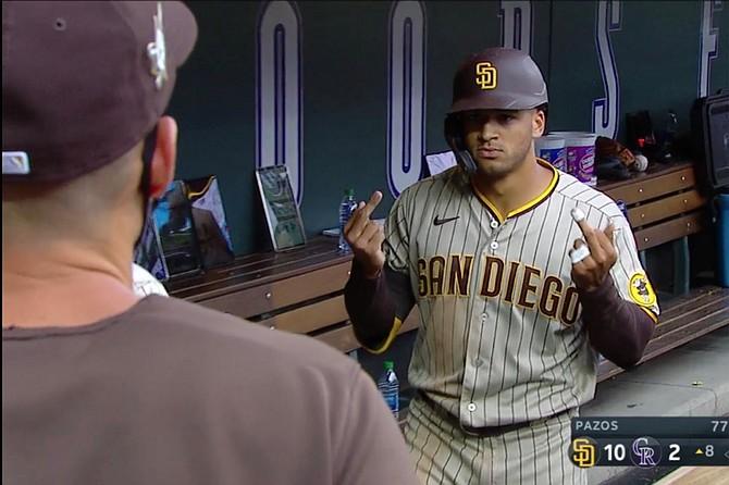 You stay classy, San Diego.