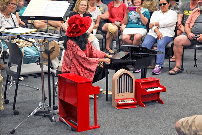 Registration is now open for the Library's 20th Annual Toy Piano Festival, a virtual event for listeners of all ages.