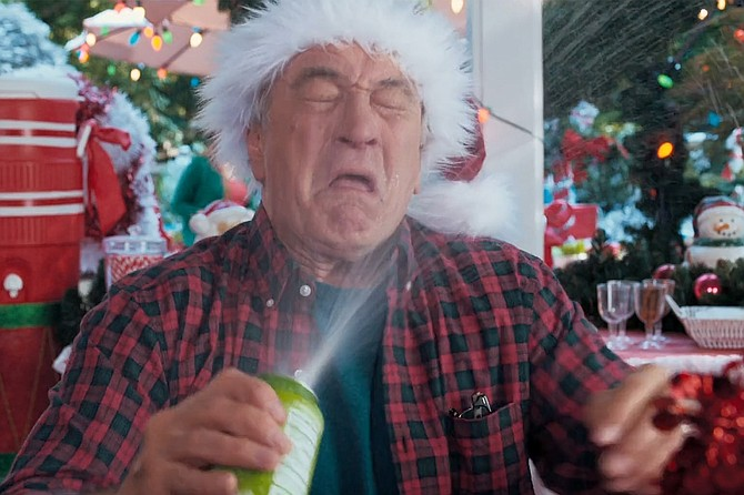 The War with Grandpa: And the Mamaluke of the Year award goes to... Robert De Niro!