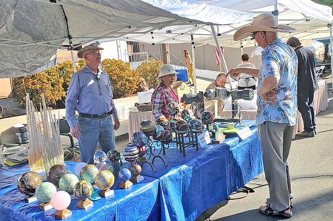 Fallbrook Gem and Mineral Society proudly presents our annual Fall Festival of Gems - Reinvented! At this family-friendly swap meet you will discover gems, minerals, fossils, jewelry treasures and more!