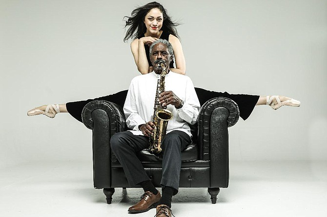 "Charles McPherson, with his daughter Camille, says, ""It's very hard to come up with a fresh melody that isn't banal or pedestrian."""