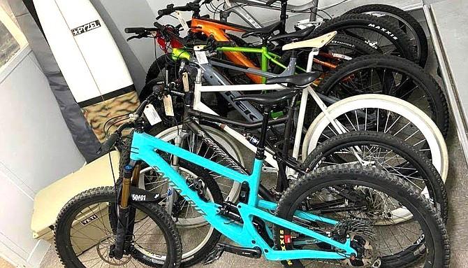 San Diego Police stolen bike photos on social media