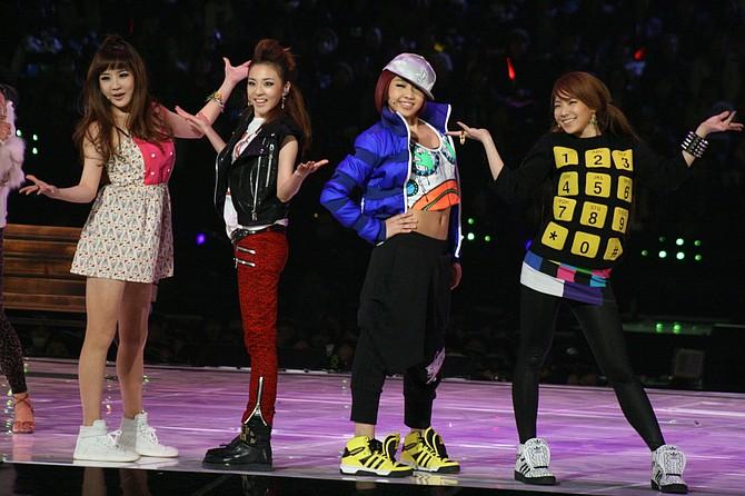 2NE1: Even you, Mr. Cool Kid