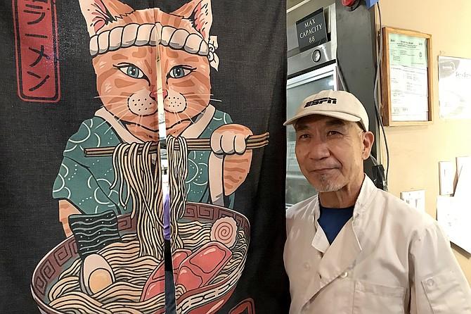 Yoshi Minezaki. He has kept his prices low.