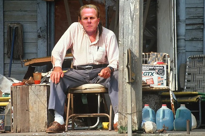 Mayor Faulconer on the back porch of City Hall, contemplating the distinct possibility that his political fortunes have sunk lower than a snake's belly in a wagon rut.