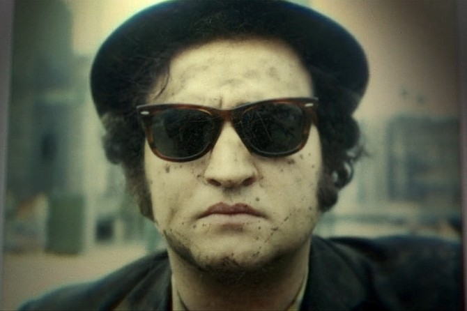 Belushi: the world's first talking mouths documentary.