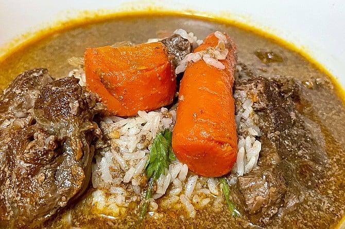 Bo Kho, a traditional Vietnamese beef stew