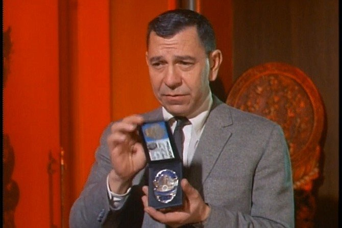 "Dragnet: Jack Webb puts the ""fun"" in defunding the police."