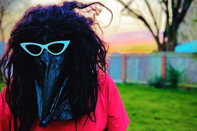 """How does Tormented musician Gary Wilson find peace? """"A little wine and a cheese pizza at Filippi's and I'm in paradise."""""""