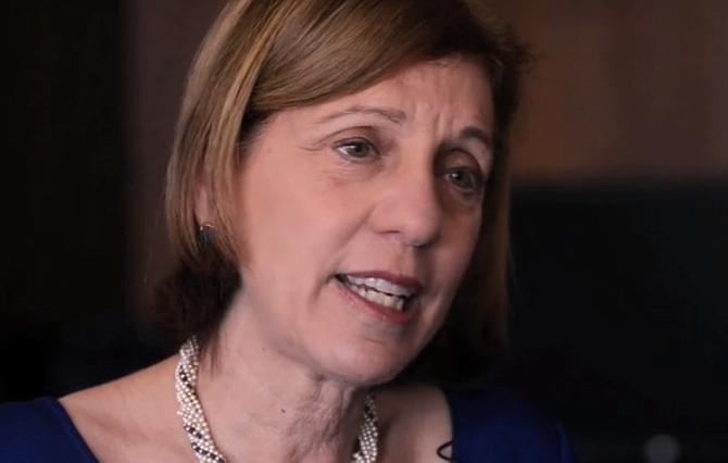 Barbara Bry. Anti-Bry money from Sempra cam via the LGBT Caucus Leadership Fund.