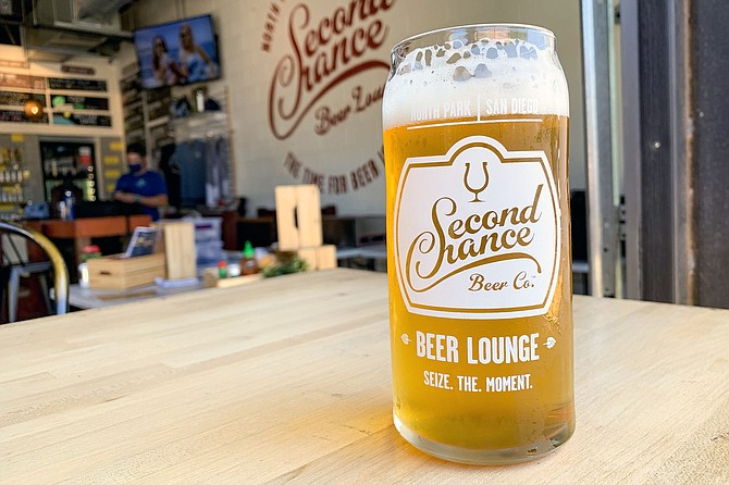 Second Chance Beer is one of the parties that filed suit against Gavin Newsom.
