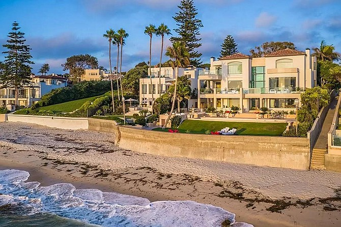 Really, why even live in La Jolla if you don't have a private beach access point?