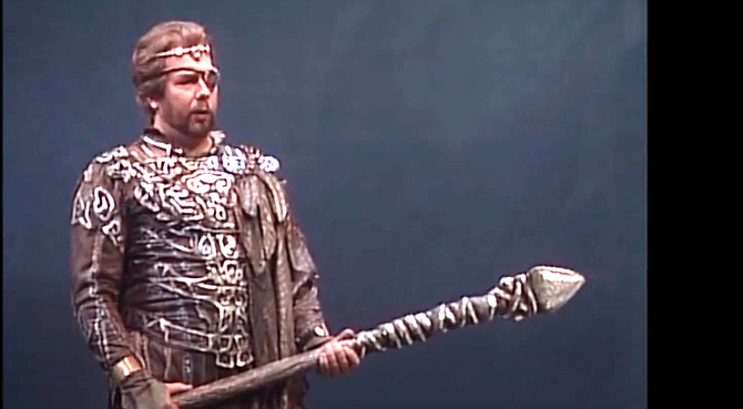Wotan will read Unlimited Power by Tony Robbins and strike a better deal with Fafner and Fasolt.
