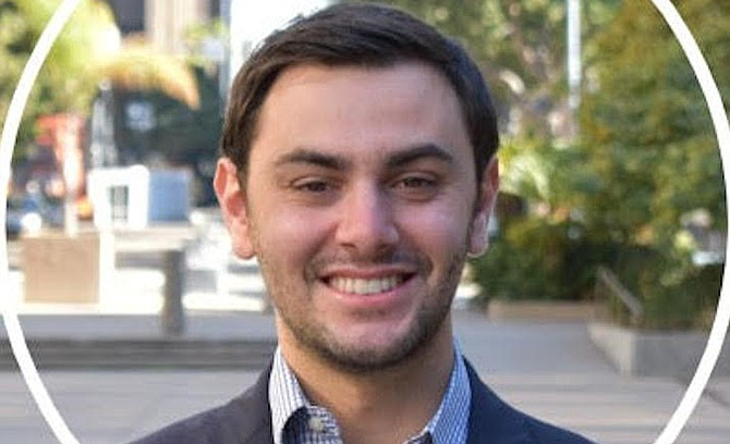Jared Sclar worked for Association of Cannabis Professionals and Congressman Mike Levin.