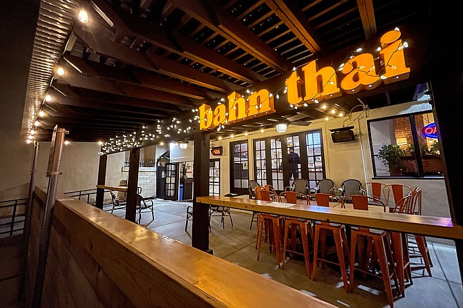 Bahn Thai went bigger with its expansion into Hillcrest.