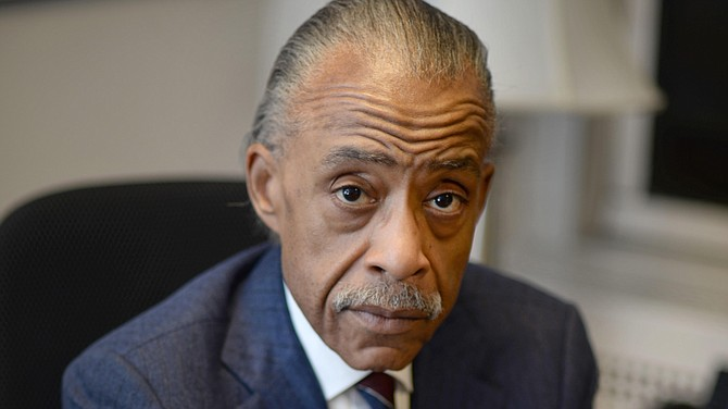 """Al Sharpton: """"San Diego has a place in my heart."""""""