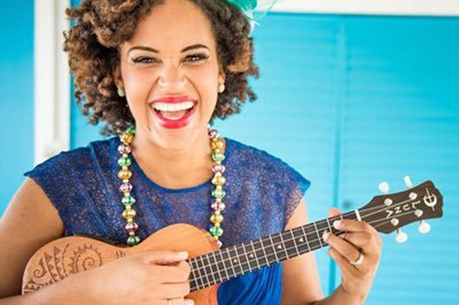 In Poway OnStage's Virtual Field Trip celebrating Black History Month, Jazzy Ash will introduce students to the musical stylings of zydeco, jazz, blues and swing.
