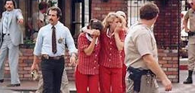 San Ysidro McDonald's. Why did Huberty choose to kill and die among the predominantly Hispanic customers of that restaurant?