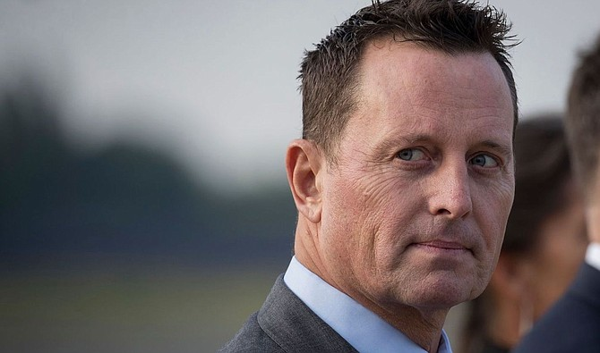 Ric Grenell in the Washington Post. He was spokesman for Republican mayor Susan Golding and her race for the U.S. Senate.