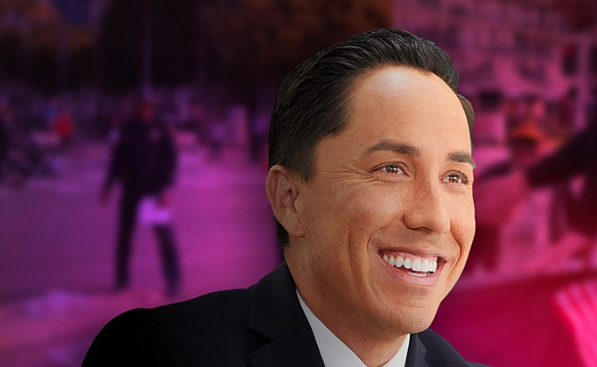 Mayor Todd Gloria and the council's Democratic majority are wrestling with a yawning Covid-19-caused deficit