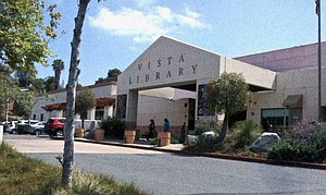 Sasseen was convicted of grabbing a girl who left the Vista library.
