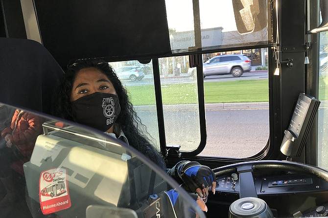 Long-time driver Olivia says most people are good, but the problem is always there.