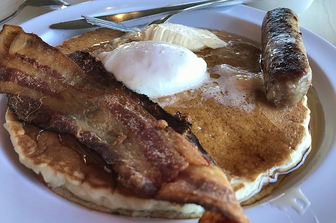 The six-buck breakfast special.