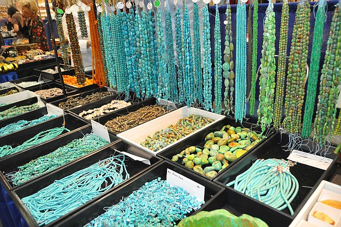 Gem Faire returns to San Diego, bringing you quality jewelry, crystals, gemstones, beads, minerals, fossils, fashion accessories, jewelry tools, supplies and much more all under one roof!