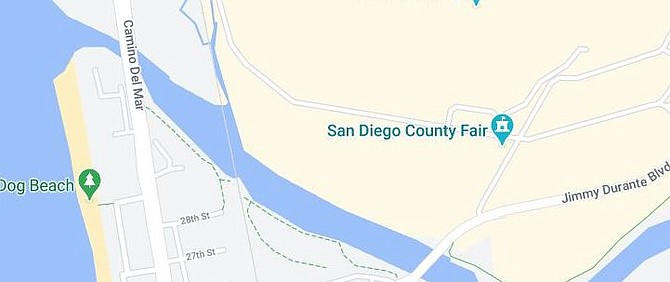 Ordinance would allow up to 20 dwelling units per acre on Jimmy Durante Boulevard at San Dieguito Drive.