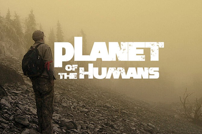 "Bill McKibben on Planet of the Humans: Michael Moore and his colleagues ""have made a film attacking renewable energy as a sham and arguing that the environmental movement is just a tool of corporations trying to make money off green energy."""