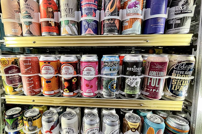 We've gotten used to drinking beer from cans during the pandemic, but a return to taproom brews is imminent.