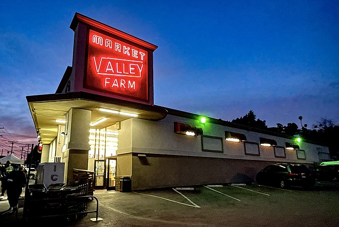 Valley Farms Market, now in its 65th year, and operated by the third generation of the Marso family