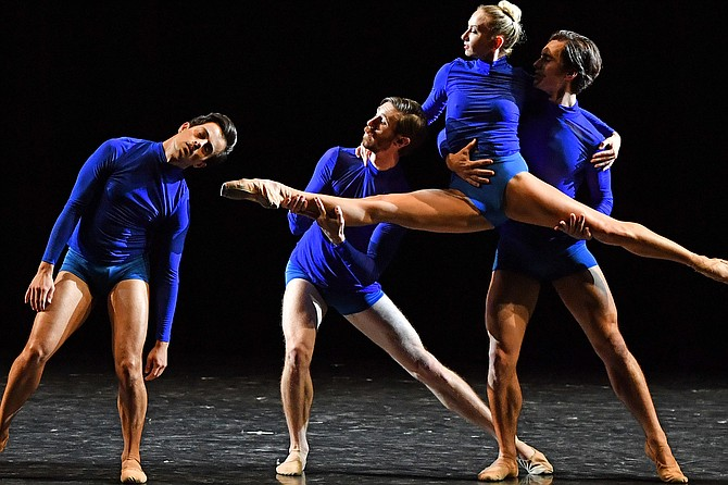 A story of four lovers. Resident Choreographer Elizabeth Wistrich takes inspiration for her ballets from the music.