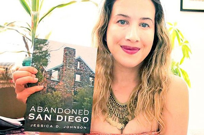 Take a glimpse into San Diego's past with modern adventurer and entrepreneur, Jessica Johnson, author of Abandoned San Diego and founder of Hidden San Diego.net.
