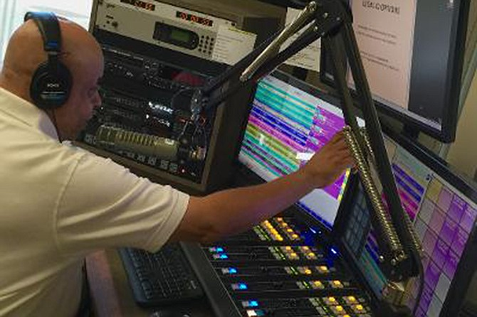 Local KSDS 88.3, on the campus of San Diego City College, broadcasts commercial-free jazz.