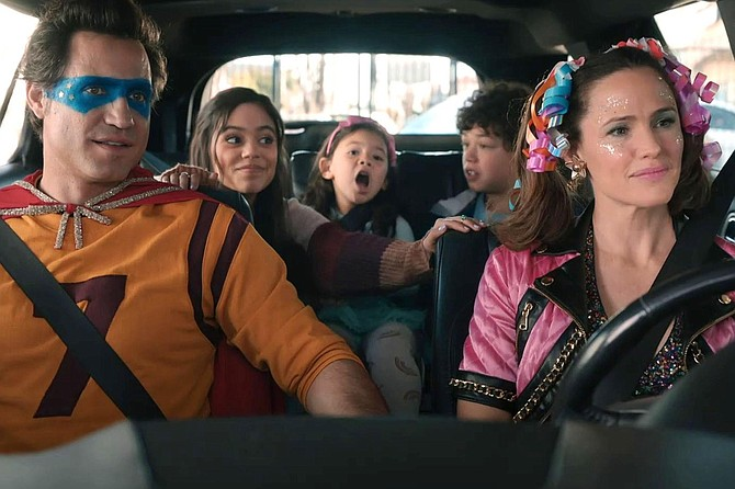 "Yes Day: Edgar Ramirez, Jennifer Garner and the gang make it impossible to say ""no."""
