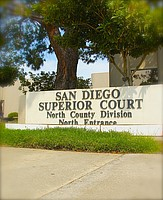 It is difficult to get into courthouses right now, in California, but you might get access online.