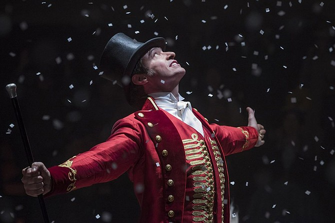 Situated on the 4th floor terrace of the Manchester Grand Hyatt San Diego, enjoy The Greatest Showman on a big screen under the stars.