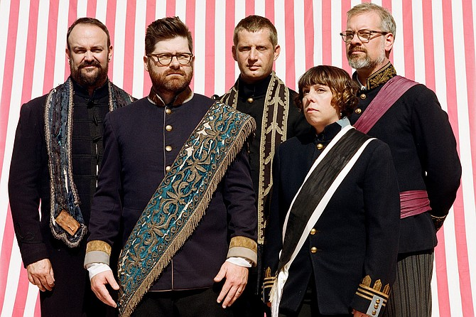 Join The Decemberists for a special virtual show — each with their own unique setlist.
