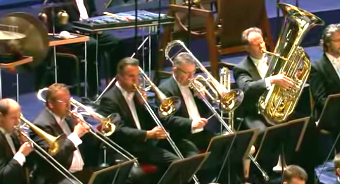 The Staatskapelle Dresden is the best sounding orchestra in the world.