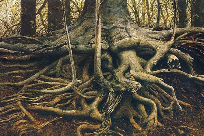 "Jamie Wyeth ""Roots"""