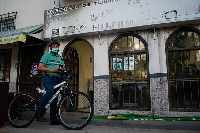 Francisco Garcia, since 1989 in the Zona Rio. - Image by Luis Gutierrez