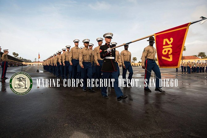 An audit of the San Diego's Marine Corps Recruit Depot has found that military training leaders largely botched their response to the pandemic.