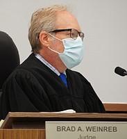 Hon. judge Brad Weinreb
