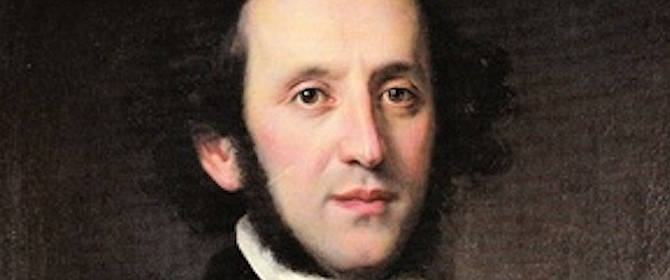 Mendelssohn wrote 13 string symphonies between the ages of 12 and 14.