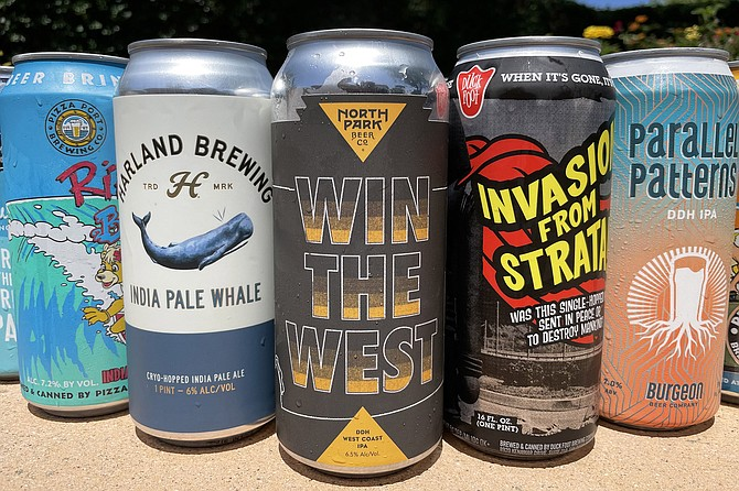 West Coast IPAs still abound in San Diego, if you know what to look for.