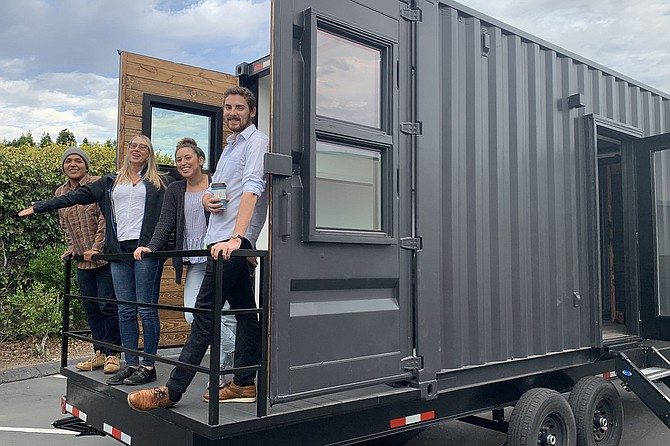 """Meet tiny house builders and van & bus up-fitters! Talk with homeowners who have """"gone tiny"""" and are excited to share their experiences with you."""