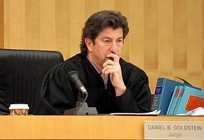 Hon. judge Daniel Goldstein