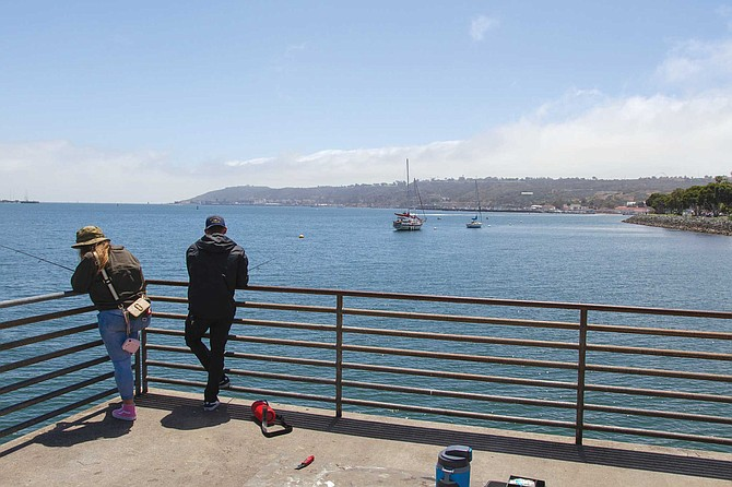 """It turns out many fisher folks partake of potentially contaminated catches from San Diego Bay with knowledge of the health risks, as is the case with any nutritional """"guilty pleasure."""""""